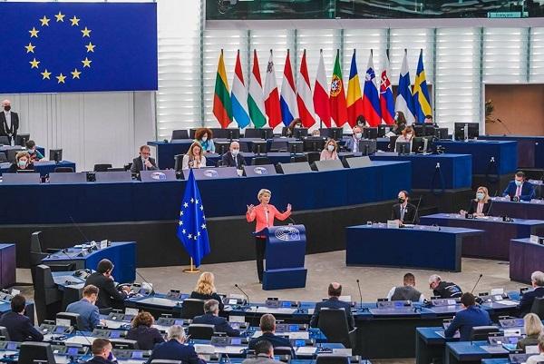 Κατάσταση της ΕΕ: καταπολέμηση της νόσου COVID-19, ανάκαμψη, κλίμα και εξωτερική πολιτική