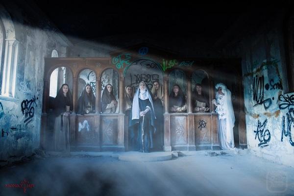 """""""Μοναστήρι"""" σε σκηνοθεσία Βαλεντίνου Τσίλογλου, από την Πέμπτη 21 Οκτωβρίου στο θέατρο Βαφείο"""