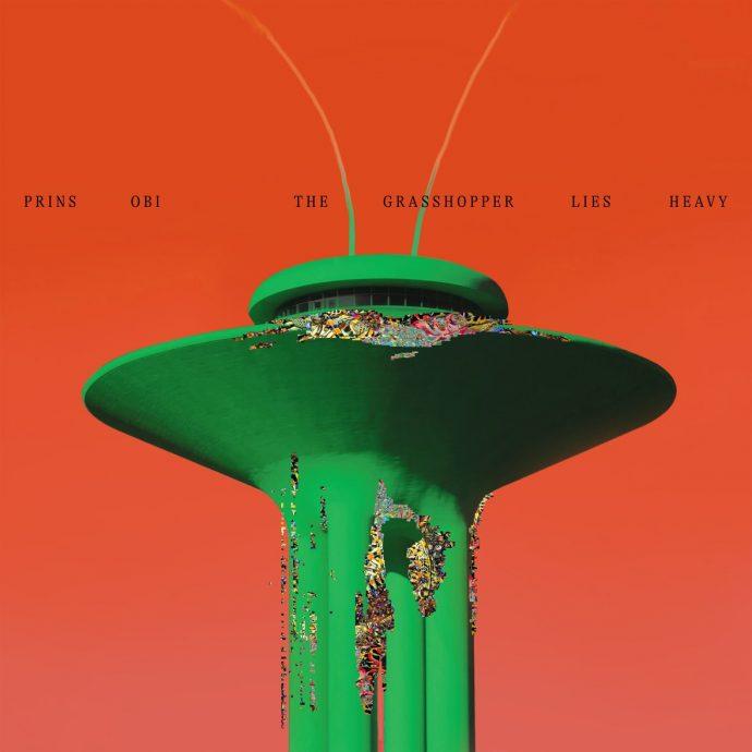 """The Grasshopper Lies Heavy"" το νέο single του Prins Obi κυκλοφορεί σήμερα από την Inner Ear Records"