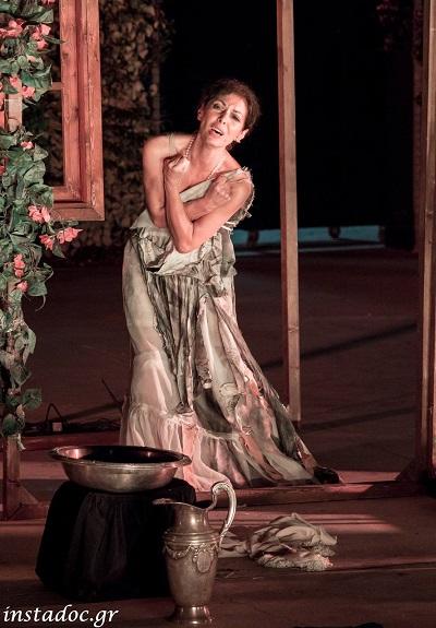 """""""Το αγρίμι - Μαρίκα Κοτοπούλη"""" από το Σάββατο 16 Οκτωβρίου και κάθε Σάββατο στο θέατρο Αλκμήνη"""